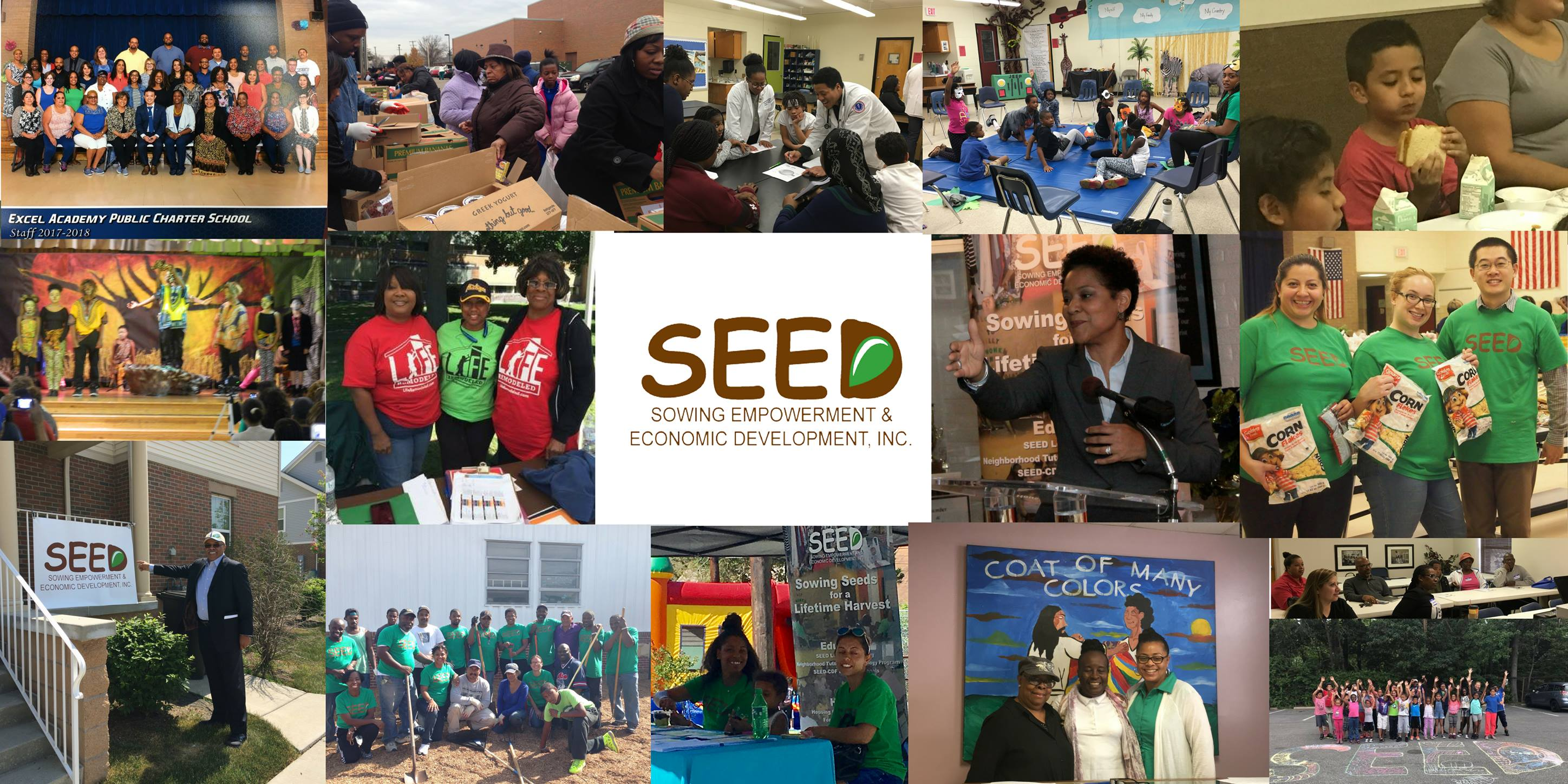 SEED - Sowing Empowerment & Economic Development, INC.